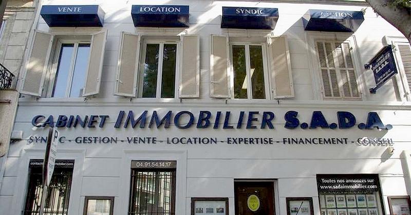 Cabinet immobilier SADA - 13007 Marseille